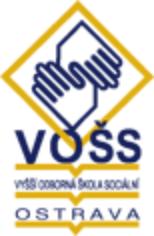 logo firmy Vyšší odborná škola sociální, Ostrava