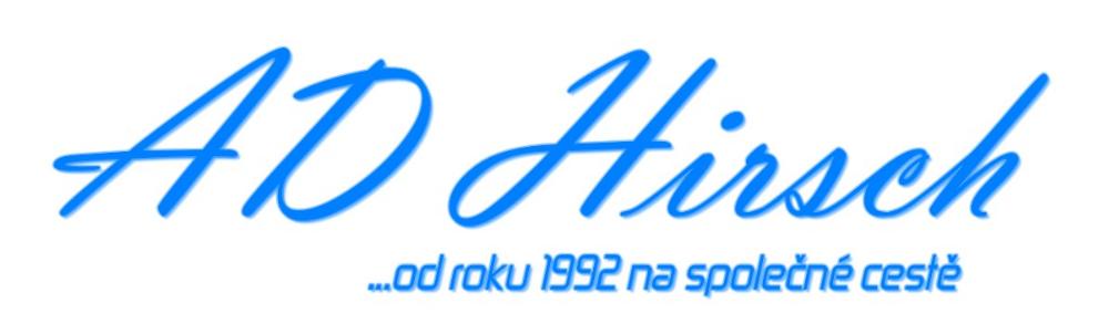 logo firmy AUTOBUSOVÁ DOPRAVA FRANTIŠEK HIRSCH DUCHCOV