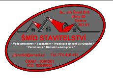 logo firmy STAVITELSTVÍ ŠMÍD