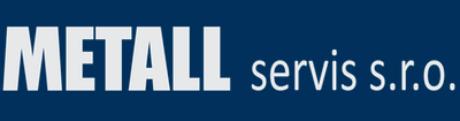 logo firmy METALL SERVIS s.r.o.