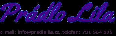 logo firmy SPODNÍ PRÁDLO LILA