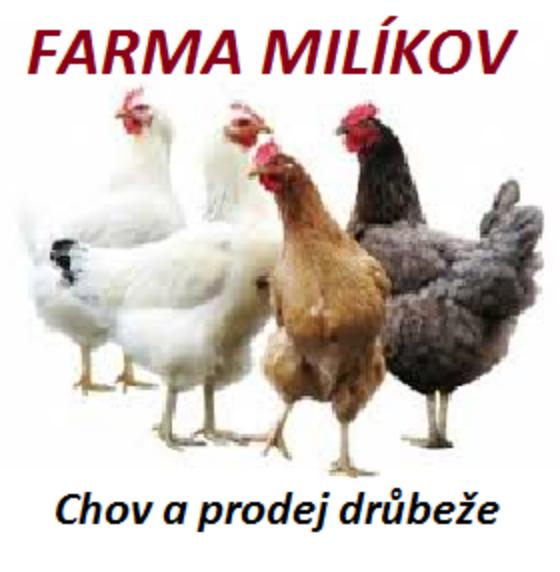 logo firmy FARMA MILÍKOV