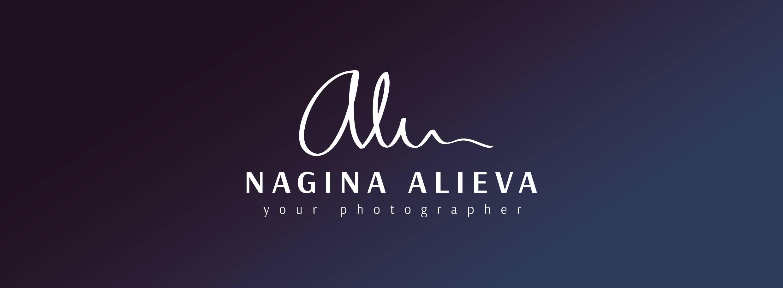logo firmy FOTOGRAF - NAGINA ALIEVA