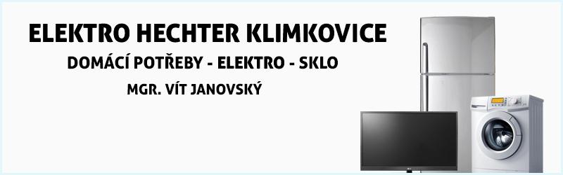logo firmy ELEKTRO HECHTER KLIMKOVICE