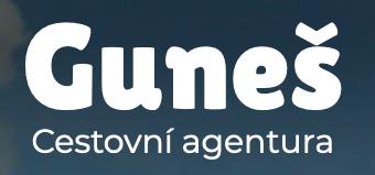 logo firmy Cestovní agentura Guneš