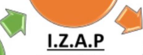logo firmy Ivana Zůčková/I. Z. A. P