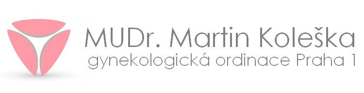 logo firmy MUDr. Martin Koleška s.r.o.