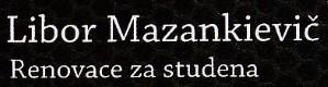 logo firmy RENOVACE ZA STUDENA - LIBOR MAZANKIEVIČ
