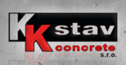 logo firmy KKstav concrete s.r.o.