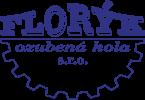 logo firmy FLORÝK ozubená kola s.r.o.