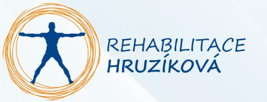 logo firmy Rehabilitace Mgr. Gabriela Hruzíková