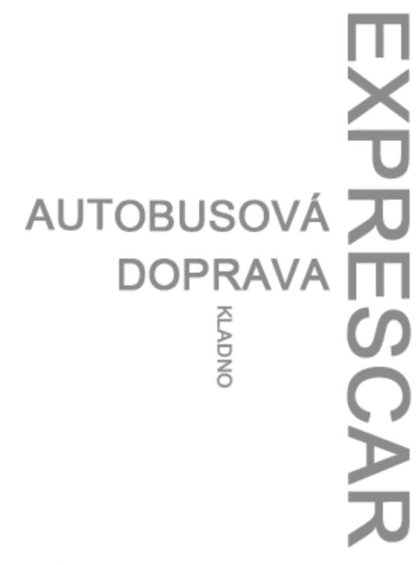 logo firmy Kateřina Kulhánková - EXPRESCAR