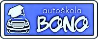 logo firmy Autoškola BONO Brno