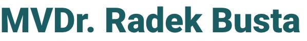 logo firmy MVDr.  Radek Busta