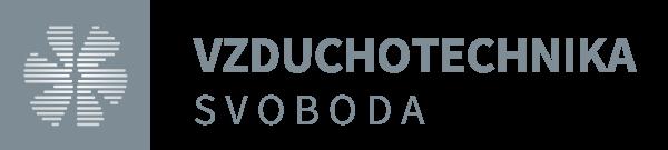 logo firmy VZDUCHOTECHNIKA SVOBODA