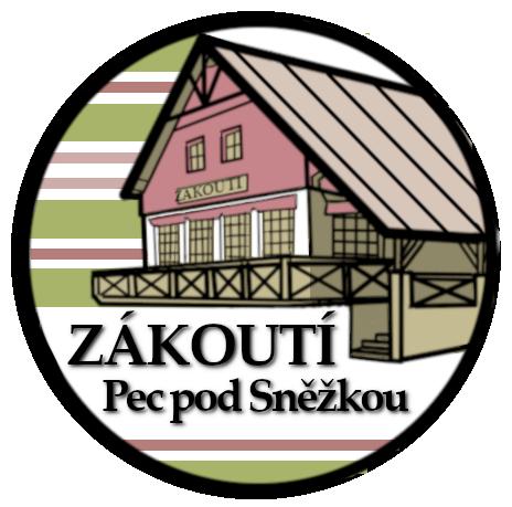 logo firmy Penzion Zákoutí