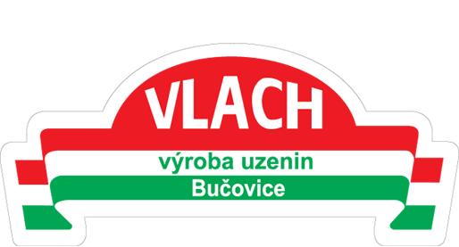 logo firmy Bedřich Vlach - výroba uzenin Bučovice