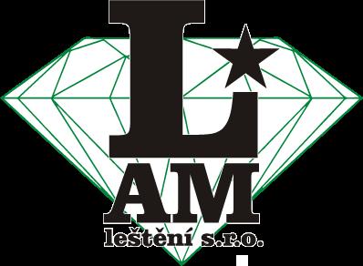 logo firmy LAM leštění s.r.o.