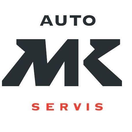 logo firmy Auto MK SERVIS