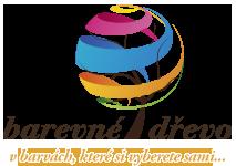 logo firmy Barevné dřevo, s.r.o.