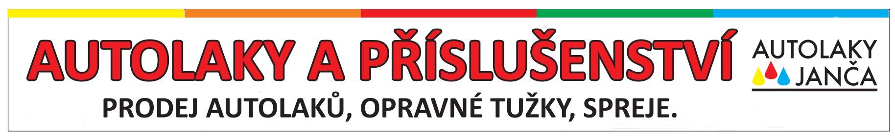 logo firmy Autolakovna, autolaky Janča