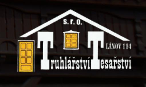 logo firmy Truhlářství Tesařství Lánov s.r.o.