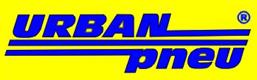 logo firmy URBAN PNEU s.r.o.