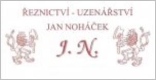 logo firmy Jan Noháček - řeznictví - uzenářství