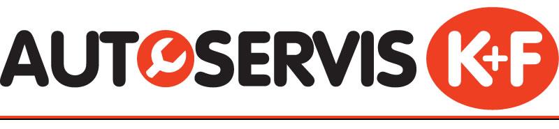 logo firmy AUTOSERVIS K + F s.r.o.