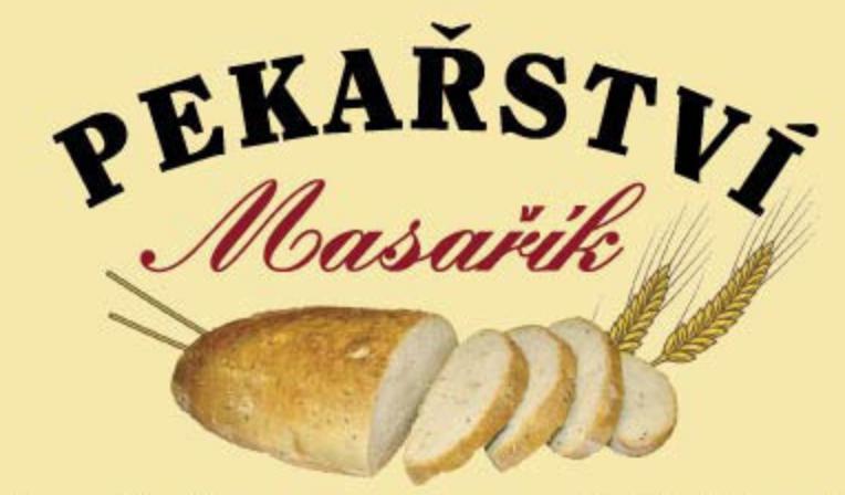 logo firmy Pekařství Masařík s.r.o.