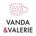 logo firmy VANDA & VALERIE ručně vyráběna keramika