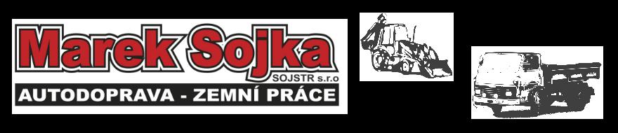 logo firmy MAREK SOJKA - SOJSTR s.r.o.