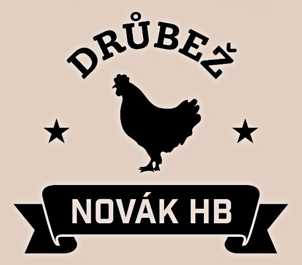 logo firmy Drůbež Novák HB s.r.o.