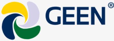 logo firmy GEEN Holding a.s.