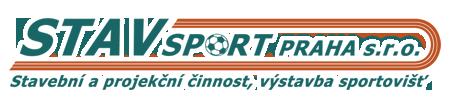 logo firmy STAVSPORT PRAHA s.r.o.