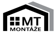 logo firmy Marian Troják - MT Montáže