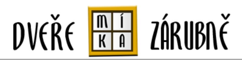 logo firmy Dveře a zárubně Ladislav Míka