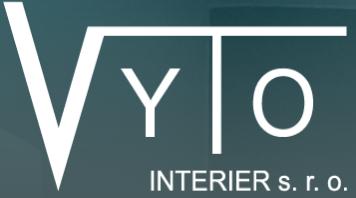 logo firmy VYTO INTERIER s.r.o.