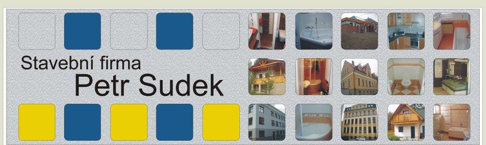 logo firmy Petr Sudek - Stavební firma