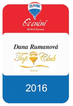 logo firmy Dana Rumanová- Realitní makléø