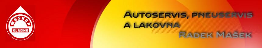 logo firmy Radek Mašek MASKOP II