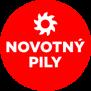 logo firmy NOVOTNÝ - PILY