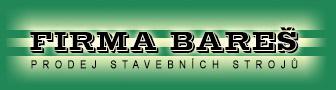 logo firmy Bareš František - prodej stavebních strojù