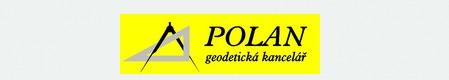logo firmy Ing. Ladislav Polan Geodetická kanceláø Louny