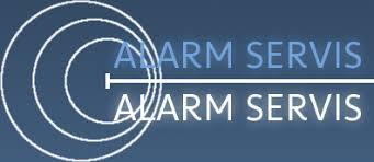 logo firmy ALARM SERVIS