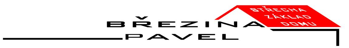 logo firmy BØEZINA PAVEL-POKRÝVAÈSKÉ,TESAØSKÉ,KLEMPÍØSKÉ PRÁC