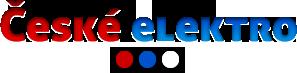 logo firmy České elektro