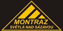 logo firmy Miloš Rázl - MONTRAZ