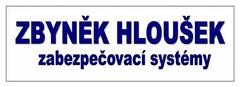 logo firmy Zbynìk Hloušek