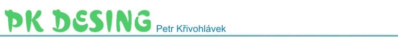 logo firmy PK DESING - Petr Křivohlávek